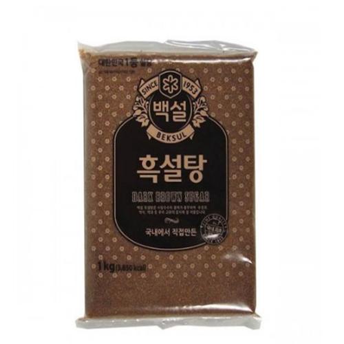 Đường đen Hàn Quốc 1kg