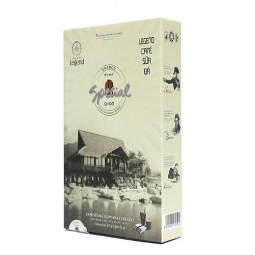 Trung Nguyên Legend cà phê sữa đá (hộp 5 gói)
