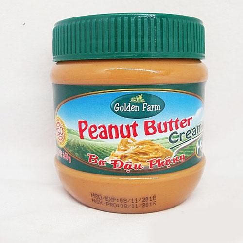Bơ đậu phộng mịn 340g