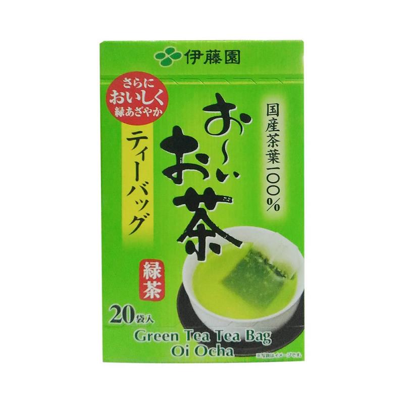 Trà xanh túi lọc Nhật Bản Oi-Ocha