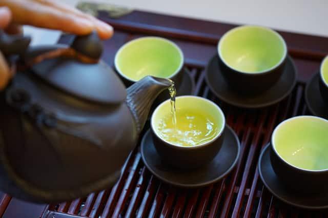 Cách uống trà xanh đúng cách - bạn đã biết chưa