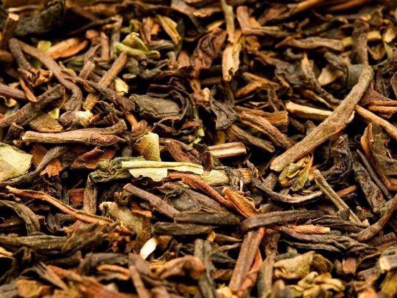 Trà Derjeeling là loại trà đen cực kỳ nổi tiếng ở Ấn Độ