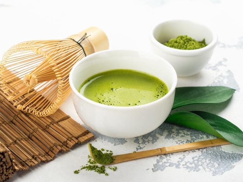 Trà Matcha là một trong những loại trà truyền thống của Nhật Bản