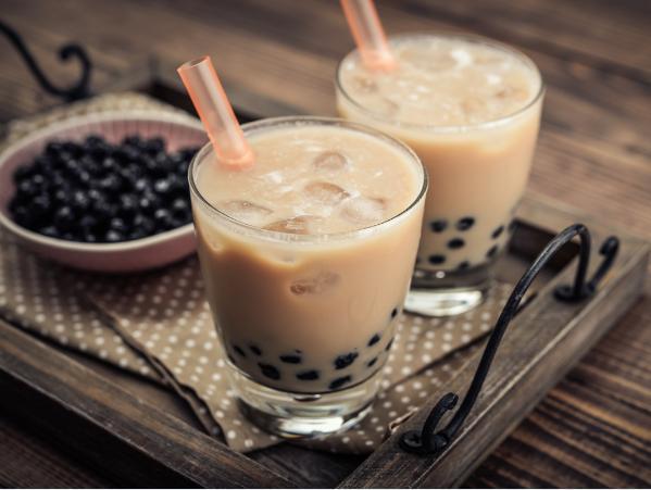 Một ly trà sữa không thể nào hoàn hảo nếu không có trân châu đi kèm.