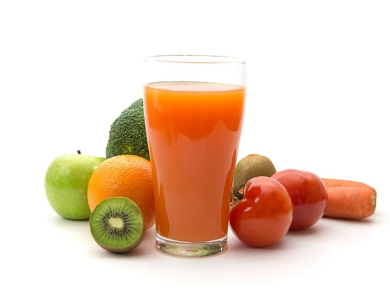 Đồ uống thực dưỡng chính là lựa chọn tuyệt vời cho sức khỏe
