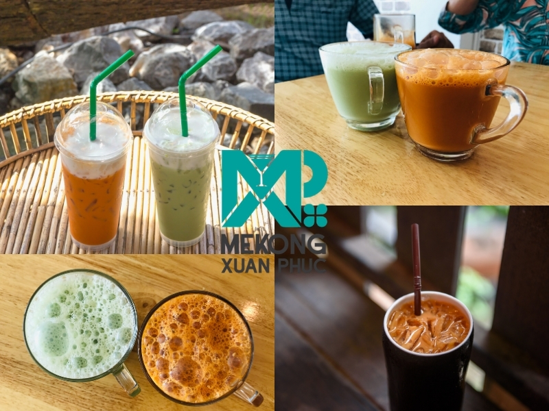 Trà Thái luôn là loại trà sữa được yêu thích tại Việt Nam