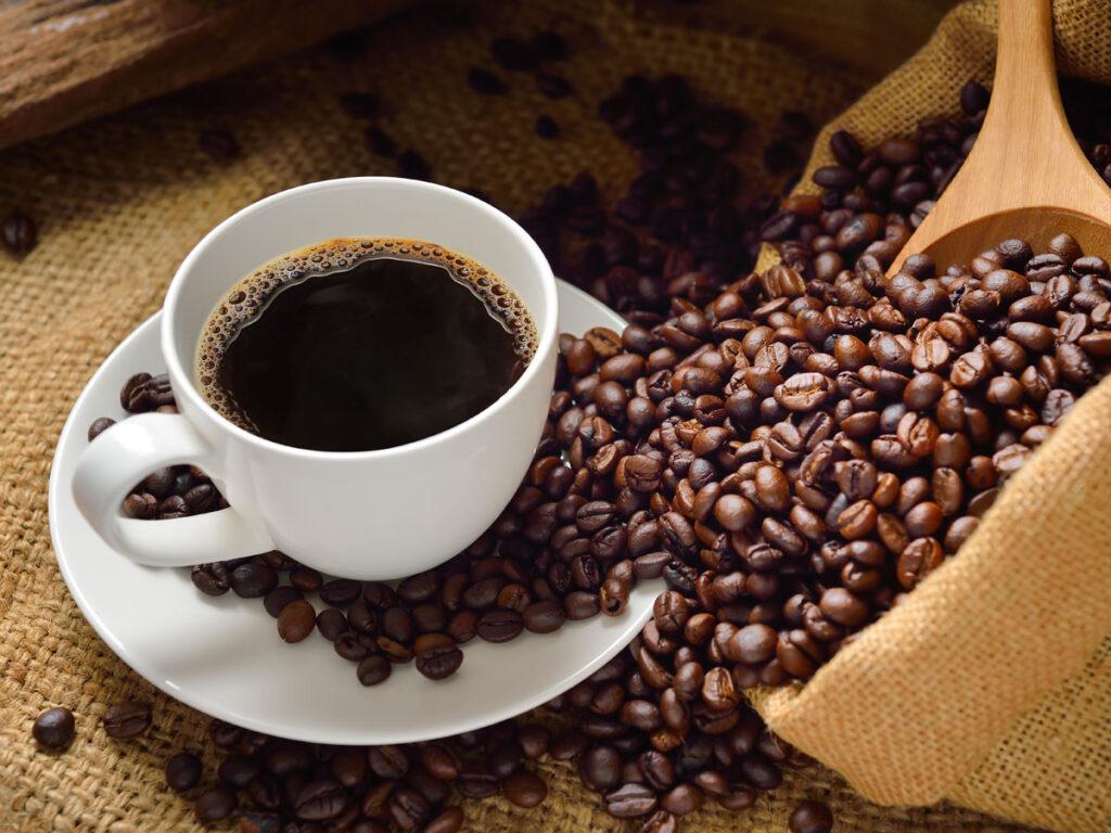Hạt cà phê Moka nguyên liệu pha chế cực hot
