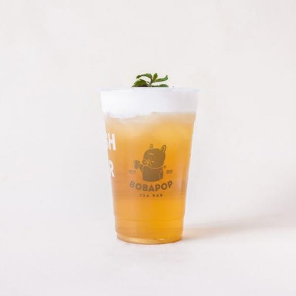 Trà Sũi Bọt Lá Cây của Bobapop ngon lắm bạn đã thử chưa?