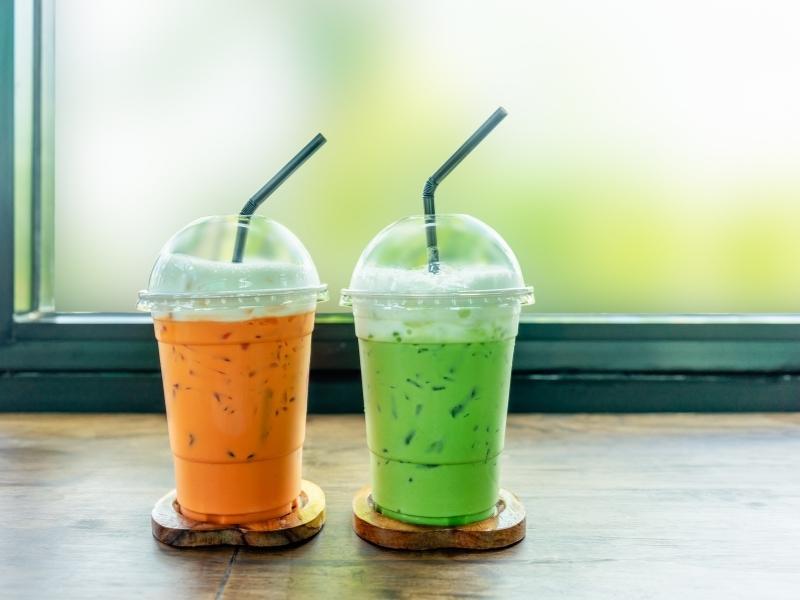 Trà Thái là một loại trà nỗi tiếng ở Thái Lan