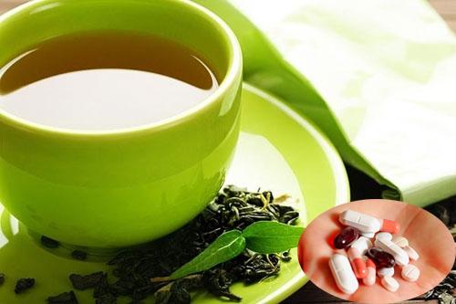 Uống trà xanh mỗi ngày để có sức khỏe tốt