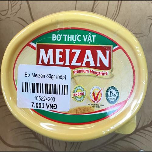 Bơ Meizan 80g
