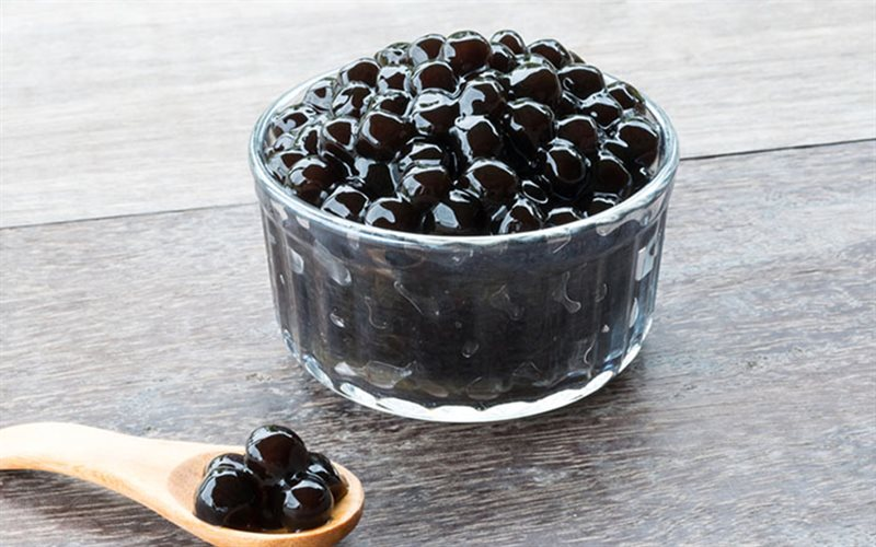 Cách làm trân châu đen đơn giản siêu ngon