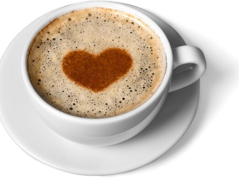 Ly cà phê ngon hảo hạng là thành quả cuối cùng rất xứng đáng đấy.