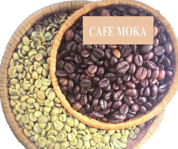 Hạt cà phê Moka là một trông các loại cafe thơm và ngon