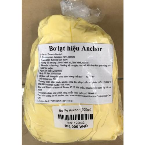 Bơ Fe Anchor 5kg/cục( thùng = 20kg)