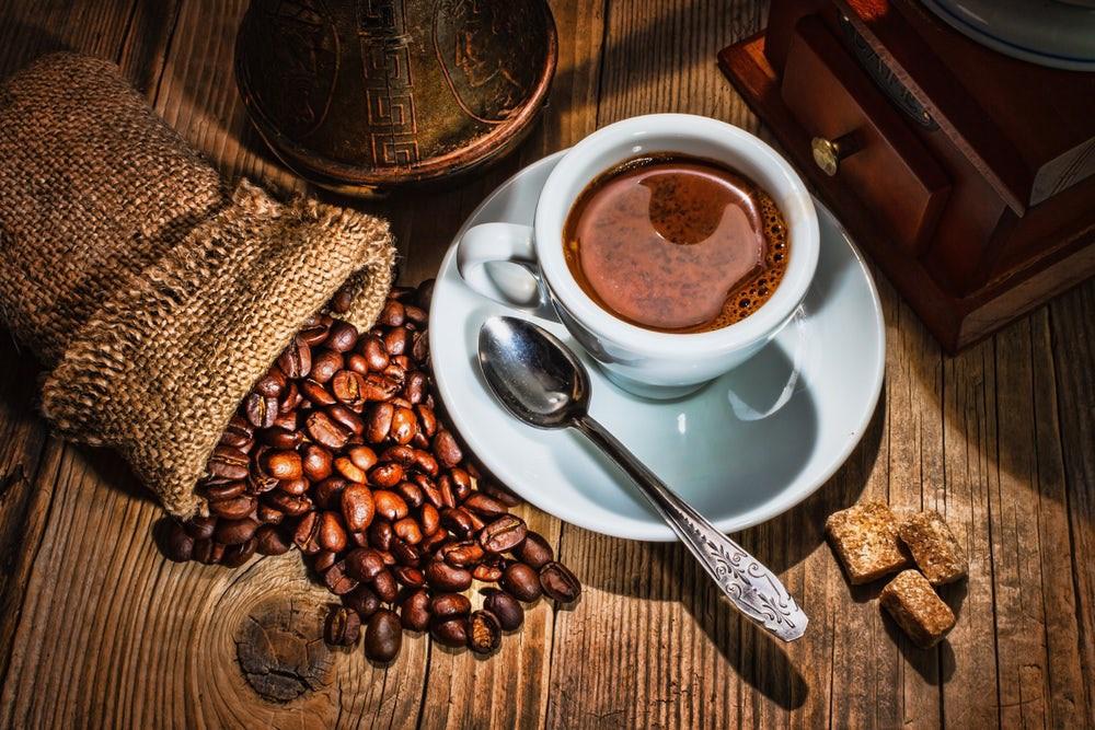 Ly cà phê chất lượng