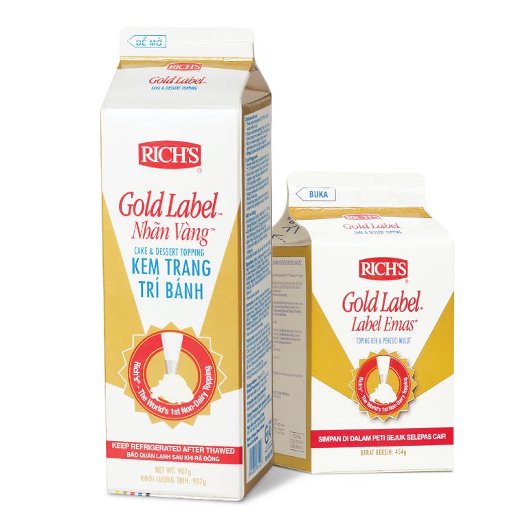 Kem gold label 454gr
