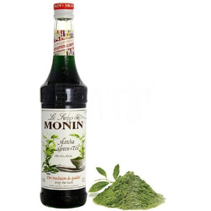 Monin green tea 700ml